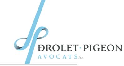 Drolet Pigeon Avocats inc.