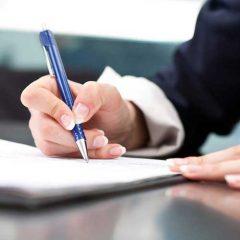Inscription légale aux registres